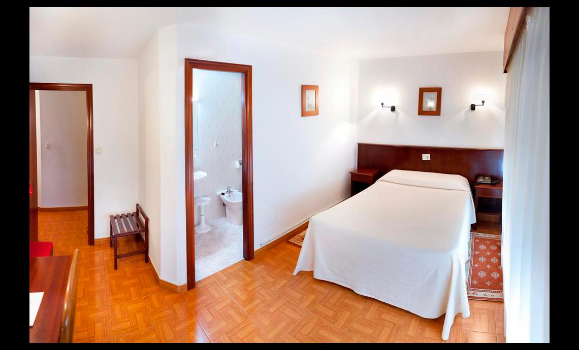 Habitación doble Hotel Nido
