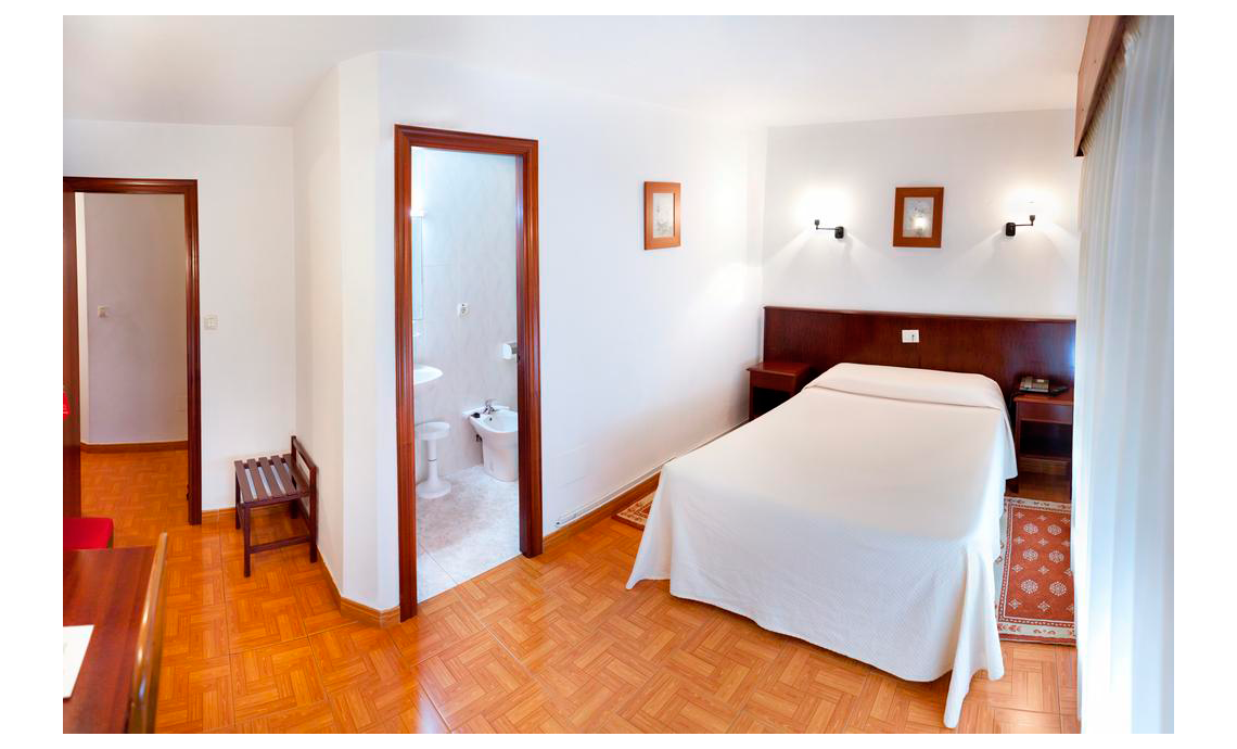 Habitaci n doble hotel nido for Habitacion doble